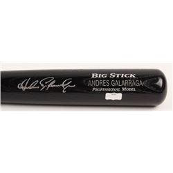 Andres Galarraga Signed Rawlings Adirondack Player Model Baseball Bat (Radtke COA)
