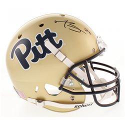 Tyler Boyd Signed Pittsburgh Panthers Full-Size Helmet (Radtke COA)