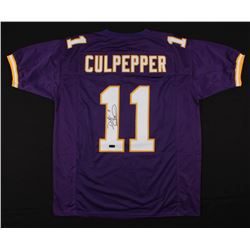 Daunte Culpepper Signed Jersey (Radtke COA)