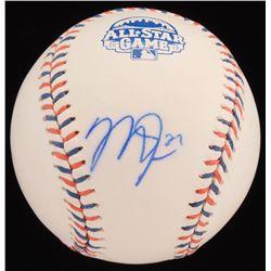 Mike Trout Signed 2013 All-Star Game Baseball (JSA ALOA)
