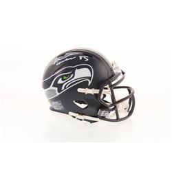 L. J. Collier Signed Seattle Seahawks Speed Mini Helmet (Radtke COA)