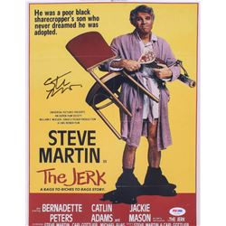 "Steve Martin Signed ""The Jerk"" 11x14 Photo (PSA COA)"