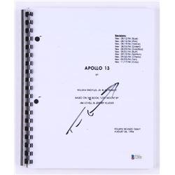 "Tom Hanks Signed ""Apollo 13"" Movie Script (Beckett COA)"