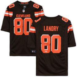 Jarvis Landry Signed Cleveland Browns Jersey (Fanatics Hologram)