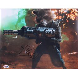 "Bradley Cooper Signed ""Guardians of the Galaxy"" 11x14 Photo (PSA COA)"