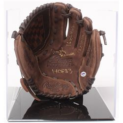 "Brooks Robinson Signed Rawlings Glove Inscribed ""HOF 83"", ""16x Gold Glove""  ""18x All Star"" with Disp"