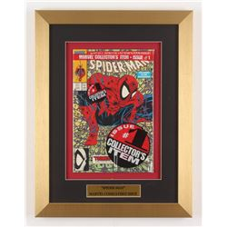 """""""The Amazing Spider-Man: The First Issue"""" 13x17 Custom Framed Comic Book Display"""