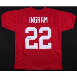 Mark Ingram Signed Jersey (JSA COA)