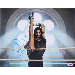 Sofia Boutella Signed 11x14 Photo (PSA COA)