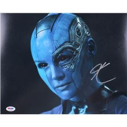 "Karen Gillan Signed ""Avengers: Endgame"" 11x14 Photo (PSA COA)"