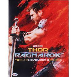 "Kevin Feige Signed ""Thor: Ragnarok"" 11x14 Photo (PSA COA)"