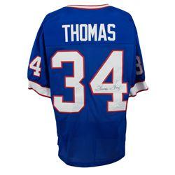 Thurman Thomas Signed Jersey (JSA COA)