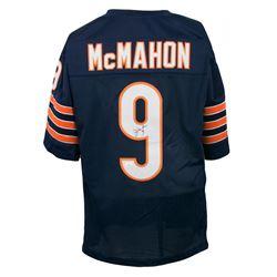 Jim McMahon Signed Jersey (JSA COA)
