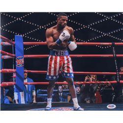 "Michael B. Jordan Signed ""Creed II"" 11x14 Photo (PSA COA)"