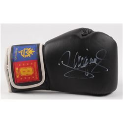 Manny Pacquiao Signed MP8 Boxing Glove (Pacquiao COA)