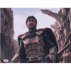 "Jake Gyllenhaal Signed ""Spider-Man: Far From Home"" 11x14 Photo (PSA COA)"
