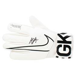 Alyssa Naeher Signed Soccer Goalkeeper Glove (JSA COA)