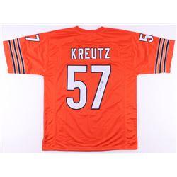 Olin Kreutz Signed Jersey (JSA COA)