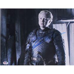 "Gwendoline Christie Signed ""Game of Thrones"" 11x14 Photo (PSA COA)"