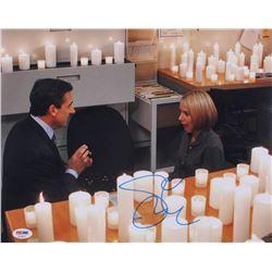 "Steve Carell Signed ""The Office"" 11x14 Photo (PSA COA)"