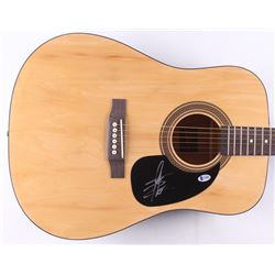"Thomas Rhett Signed 40"" Acoustic Guitar (Beckett COA)"