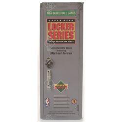 1991 Upper Deck NBA Michael Jordan Locker Series 1 Box with (7) Packs
