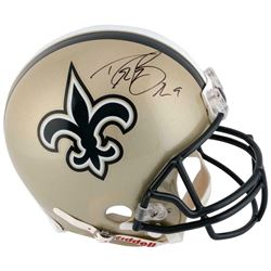 Drew Brees Signed New Orleans Saints Full-Size Authentic On-Field Helmet (Fanatics Hologram)