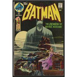 "1970 DC ""Batman"" Issue #227 Comic Book"