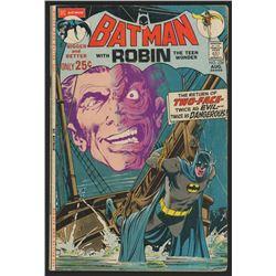 "1971 DC ""Batman"" Issue #234 Comic Book"