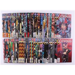 """Lot of (86) 1993 DC """"Catwoman"""" 2nd Series Comic Books with Issues #8, #31, #18, #43, #92, #48"""