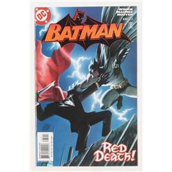 "2005  DC ""Batman"" Issue #635 Comic Book"