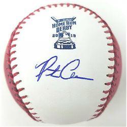 Pete Alonso Signed 2019 Home Run Derby OML Baseball (Fanatics Hologram)