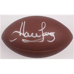 Howie Long Signed NFL Football (Beckett COA)