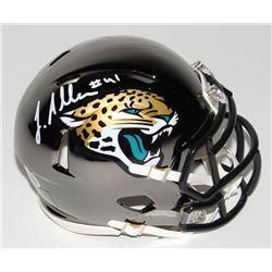 Josh Allen Signed Jacksonville Jaguars Chrome Speed Mini-Helmet (Beckett COA)