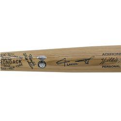 Willie Mays Signed Rawlings Adirondack Personal Player Model Baseball Bat (Steiner Hologram  Mays Ho