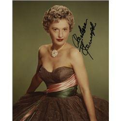 Barbara Stanwyck Signed 8x10 Photo (JSA COA)