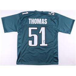 William Thomas Signed Jersey (JSA COA)