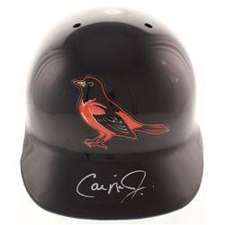 Cal Ripken Jr Signed Baltimore Orioles Authentic Full-Size Batting Helmet (Steiner Hologram  MLB Hol