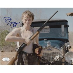"Dane DeHaan Signed ""Lawless"" 8x10 Photo (JSA COA)"