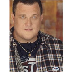 Billy Gardell Signed 8.5x11 Photo (PSA COA)