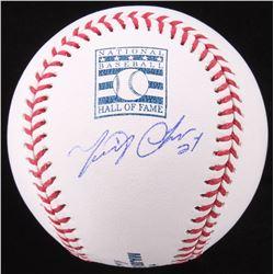 Miguel Cabrera Signed Hall of Fame OML Baseball (JSA COA)