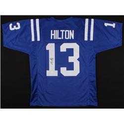 T.Y. Hilton Signed Jersey (JSA COA)