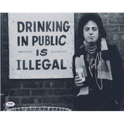 Billy Joel Signed 11x14 Photo (PSA COA)