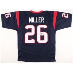 Lamar Miller Signed Jersey (JSA COA)