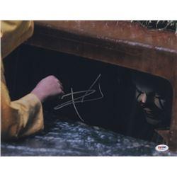"""Bill Skarsgard Signed """"IT"""" 11x14 Photo (PSA Hologram)"""