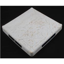 Authentic Game-Used New York Yankees Third Base from September 23rd, 2018 (Steiner LOA)