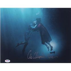 "Guillermo del Toro Signed ""The Shape of Water"" 11x14 Photo (JSA COA)"