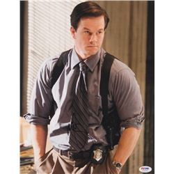 """Mark Wahlberg Signed """"The Departed"""" 11x14 Photo (PSA Hologram)"""