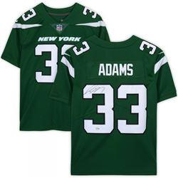 Jamal Adams Signed New York Jets Jersey (Fanatics Hologram)