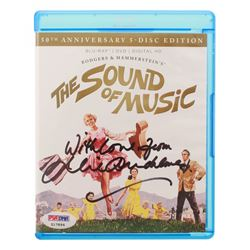 """Julie Andrews Signed """"The Sound of Music"""" 50th Anniversary Blu-Ray DVD Inscribed """"With Love From"""" (P"""